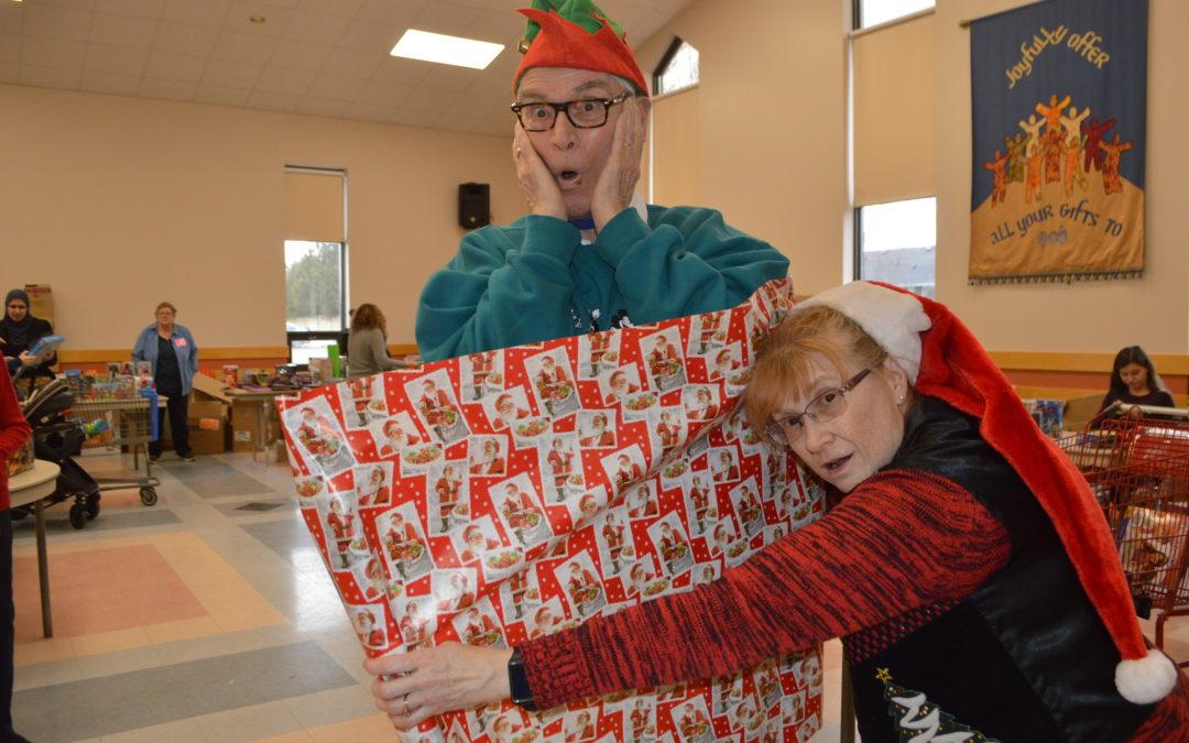 Christmas Shopping at N2N Centre