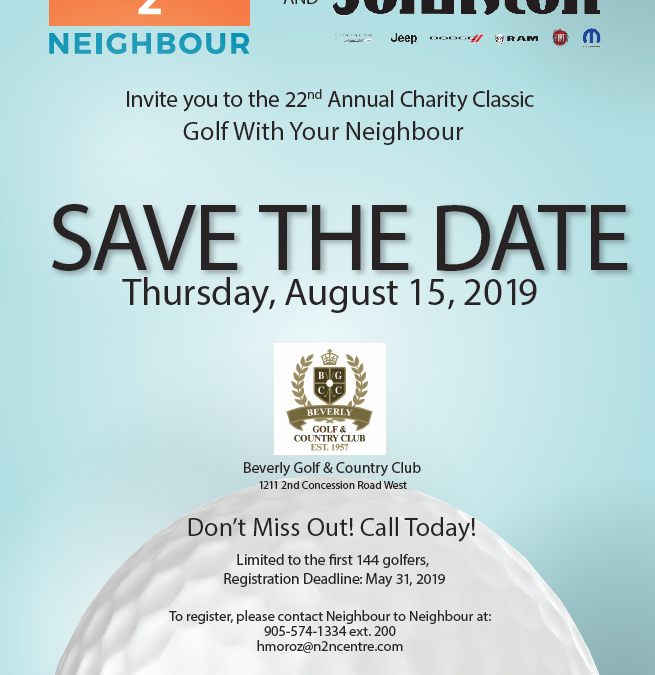 22nd Annual Charity Classic
