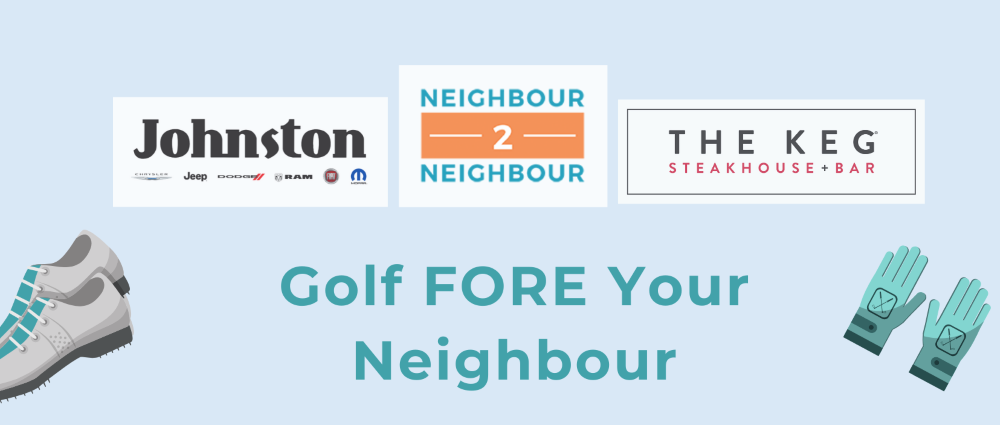 Golf FORE Your Neighbour