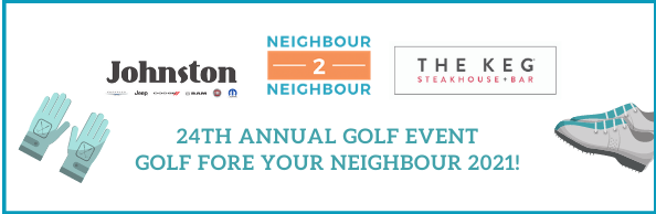 Golf FORE Your Neighbour image